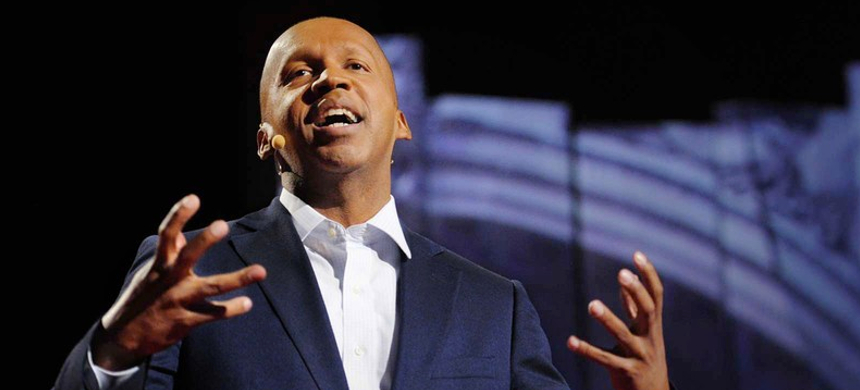 Bryan Stevenson. (photo: TED)