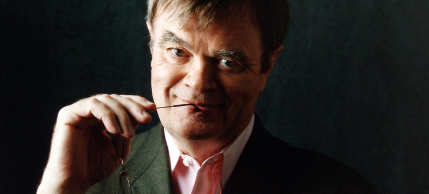 Garrison Keillor. (photo: WPR)