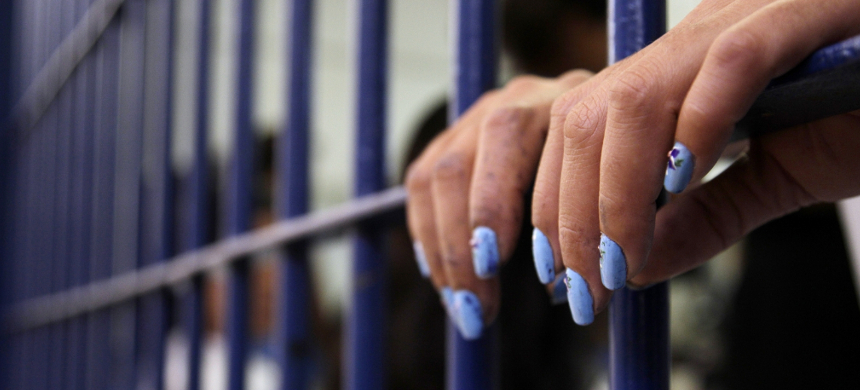 A women's prison. (photo: Reuters)