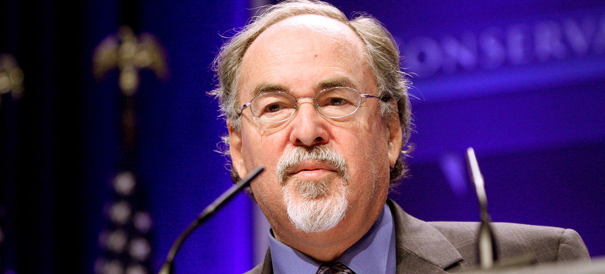 David Horowitz is an American conservative writer and a founder and current president of the think tank The David Horowitz Freedom Center. (photo: AP)