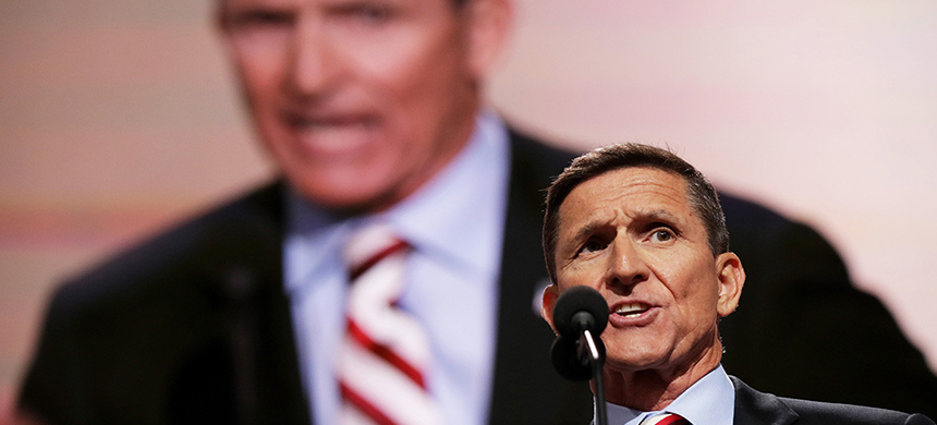 Mike Flynn. (photo: Getty Images)