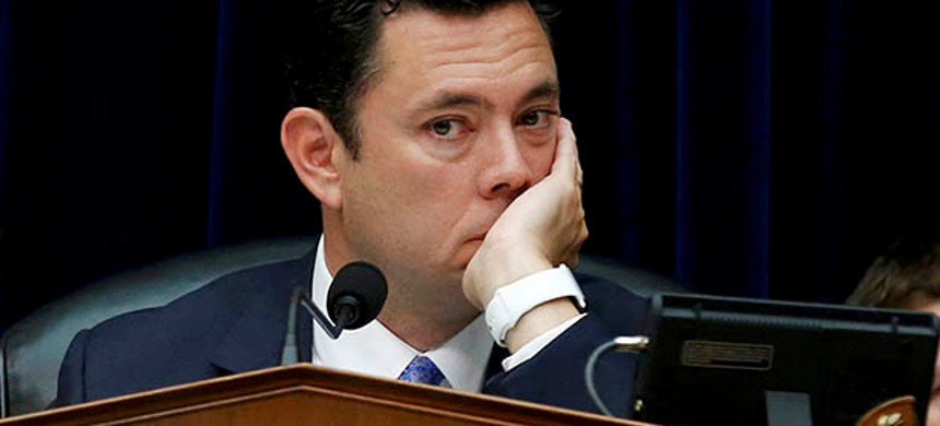 Representative Jason Chaffetz (R-Utah). (photo: Reuters)