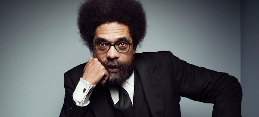 Dr. Cornel West. (photo: Vice News)