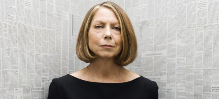 Former executive editor of The New York Times, Jill Abramson. (photo: MediaBistro)