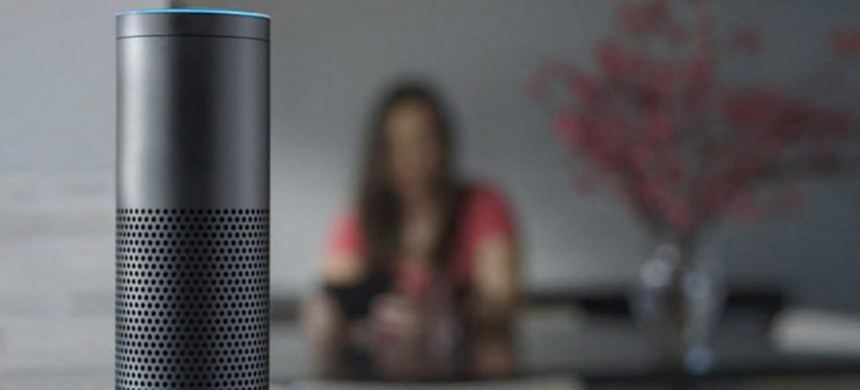Amazon's Echo. (photo: unknown)