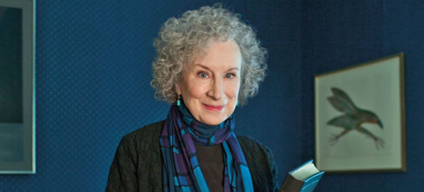 Author, Margaret Atwood. (photo: Reuters)