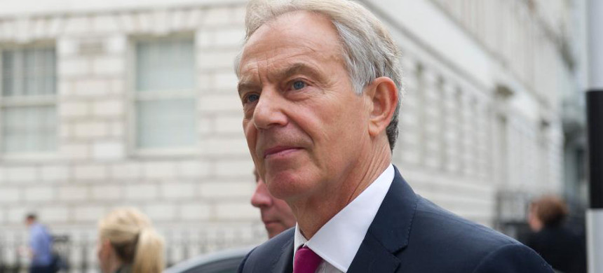 Westminster magistrates court had previously ruled that Tony Blair has legal immunity over decisions made in the run-up the Iraq war. (photo: News Group)