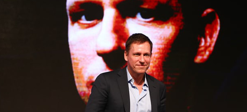 Wanting to live forever is fundamentally selfish. It's obvious why immortality appeals to billionaires such as Peter Thiel. (photo: Getty)