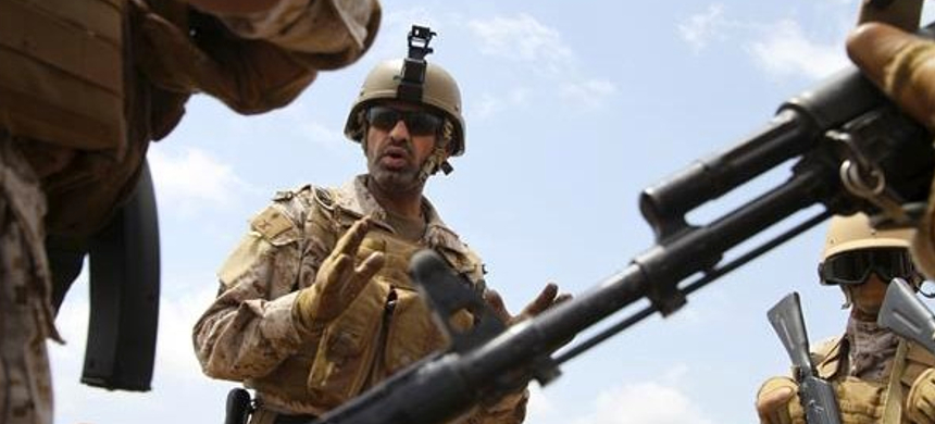 The role of private security contractors in Middle Eastern conflicts has been connected to numerous reports of human rights violations. (photo: Reuters)