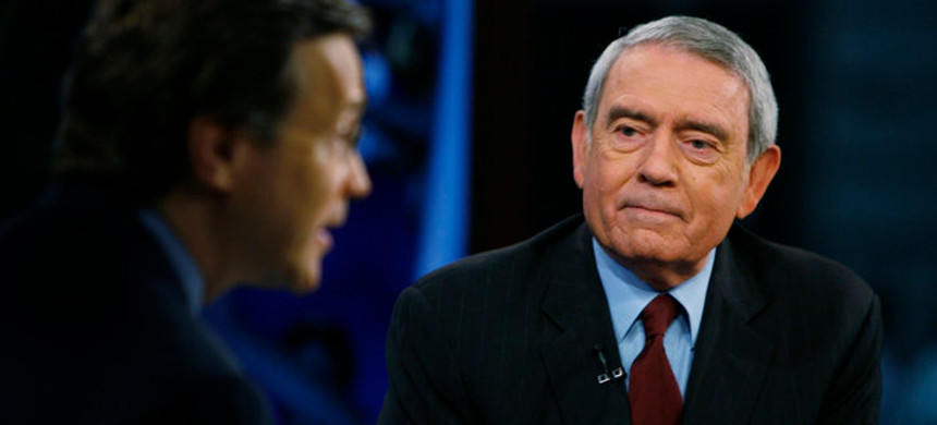 Dan Rather. (photo: Lucas Jackson/Reuters)