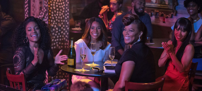 Universal Pictures film Girls Trip. (photo: Universal Pictures)