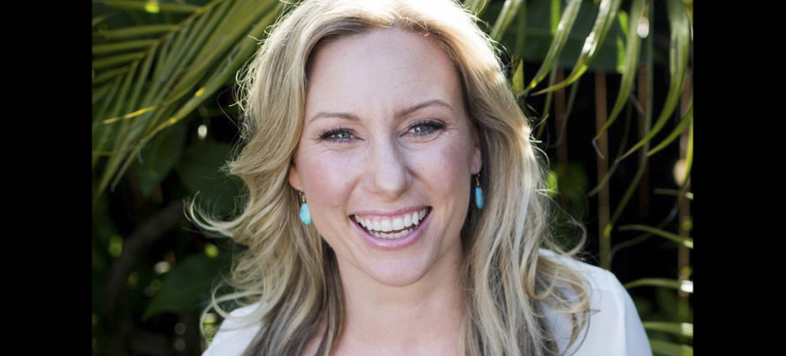 A photo of Justine Damond from her web site. The Sydney, Australia, native lived with her fiance in the Fulton neighborhood of Minneapolis. (photo: Stephen Govel)