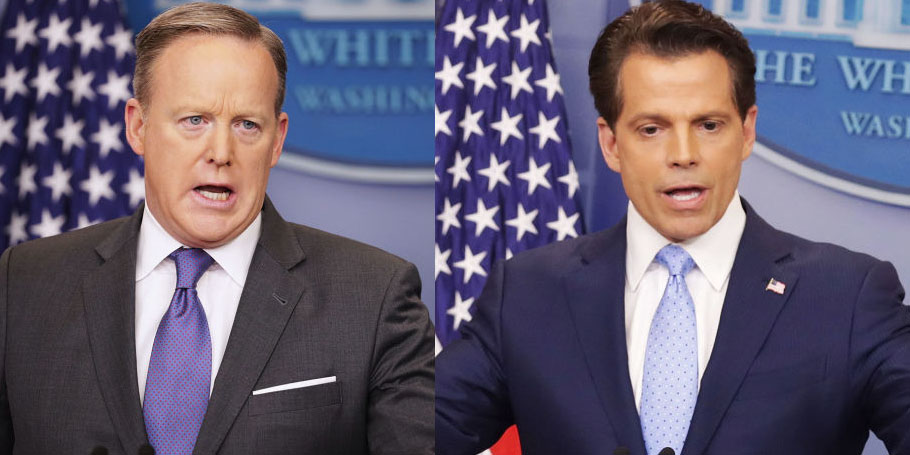 Anthony Scaramucci. (photo: Getty Images)