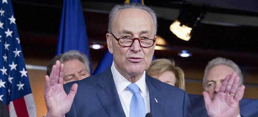 'I'm quite frightened by the Democrats' inability to imagine a better world.' (photo: REX/Shutterstock)