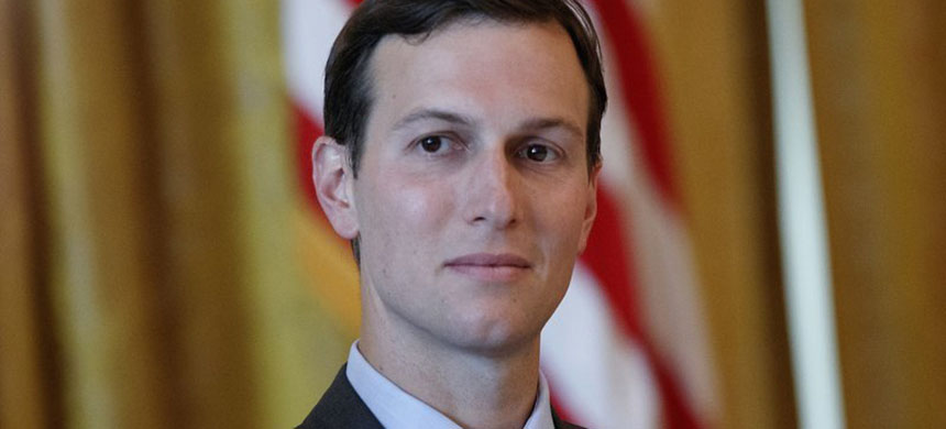 White House senior adviser Jared Kushner is set to appear before the Senate Intelligence Committee on July 24. (photo: Evan Vucci/AP)
