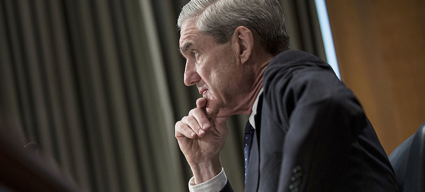 Former FBI Director Robert Mueller. (photo: Getty Images)