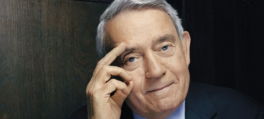 Dan Rather. (photo: Christopher Patey)