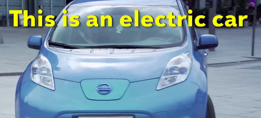Koch-funded group Fueling U.S. Forward launches misleading attack on electric cars. (photo: Fueling U.S. Forward)