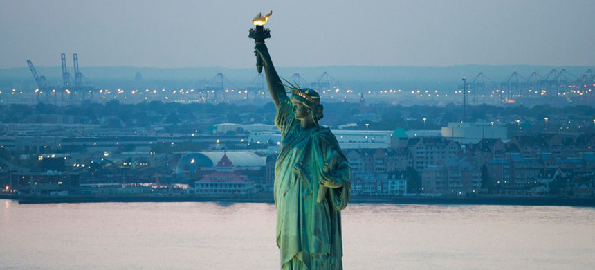 Statue of Liberty. (photo: Drew Angerer/Getty)