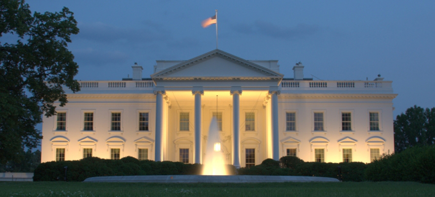 The White House. (photo: Reuters)