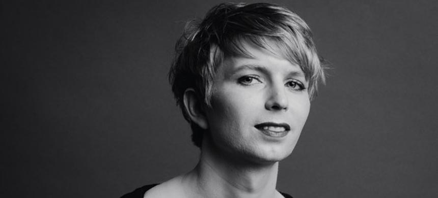 Chelsea Manning. (photo: CreditInez and Vinoodh/NYT)
