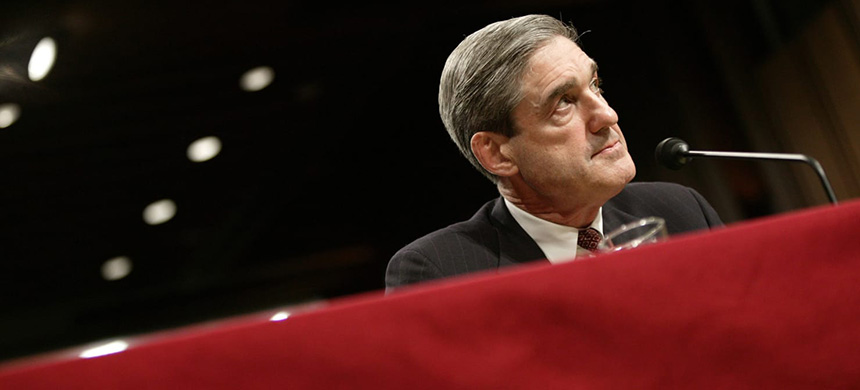 Robert Mueller. (photo: Brooks Craft LLC/Getty Images/Corbis)