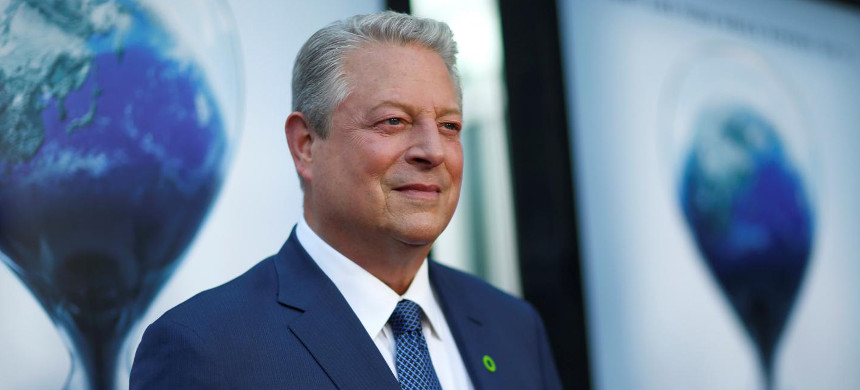 Former U.S. vice president Al Gore attends a screening for 'An Inconvenient Sequel: Truth to Power' in Los Angeles, California, U.S., July 25, 2017. (photo: Mario Anzuoni/Reuters)