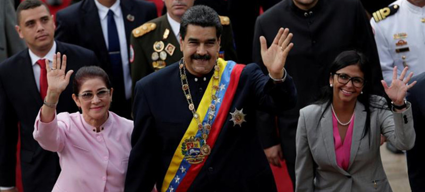 Nicolas Maduro. (photo: Ueslei Marcelino/Reuters)