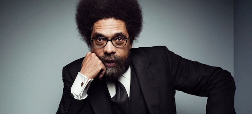 Cornel West. (photo: Vice News)