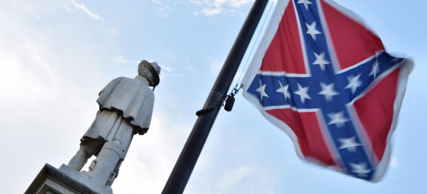 A Confederate monument. (photo: Getty Images)