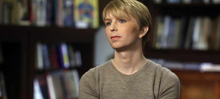 Chelsea Manning. (photo: Heidi Gutman/ABC/Getty Images)