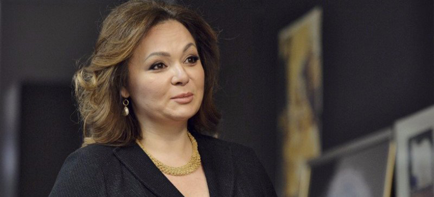 Russian lawyer Veselnitskaya speaks during an interview in Moscow. (photo: Thomson Reuters)