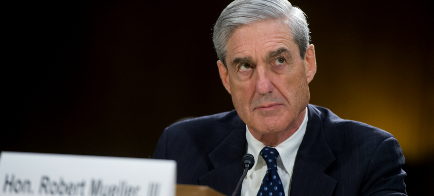 Robert Mueller. (photo: NBC)