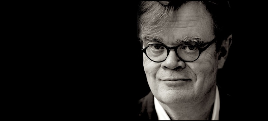 Garrison Keillor. (photo: MPR)