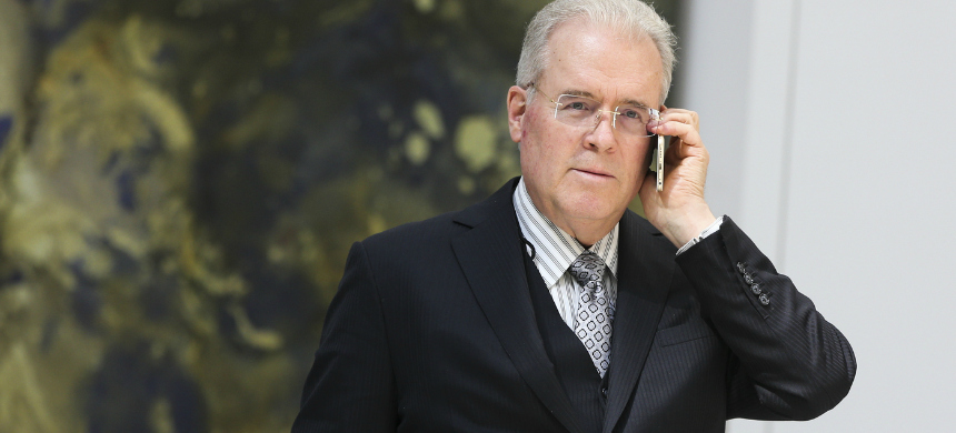 Robert Mercer. (photo: Oliver Contreras/Getty Images)