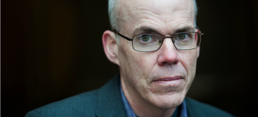 Bill McKibben. (photo: Wolfgang Schmidt)