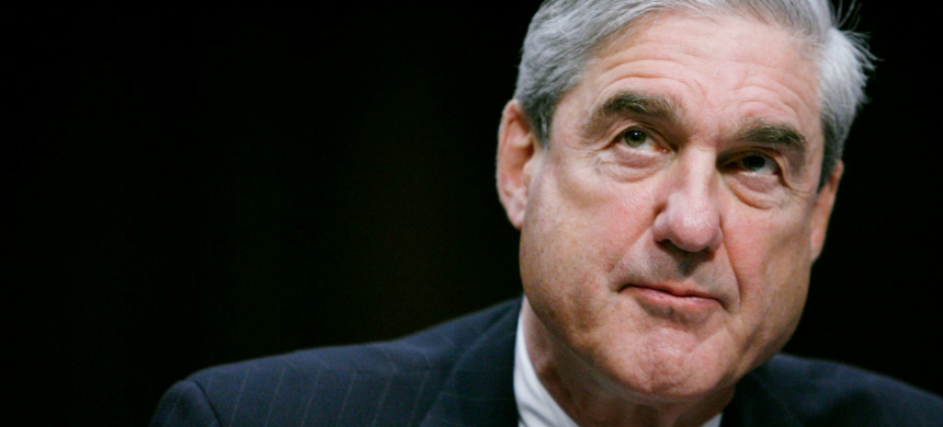 Robert Mueller. (photo: James Berglie/TNS)