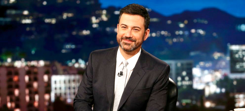 Jimmy Kimmel. (photo: Randy Holmes/Getty Images)