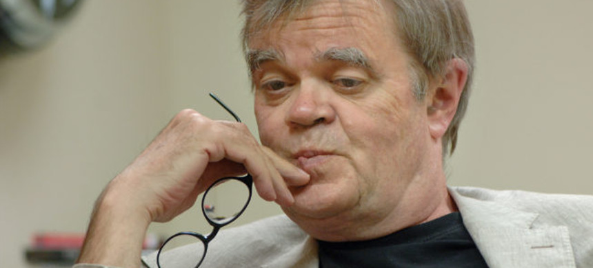 Garrison Keillor. (photo: AP)
