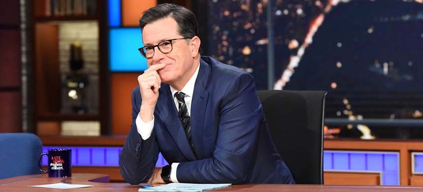 Stephen Colbert. (photo: Getty Images)