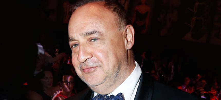 Len Blavatnik attends amfAR's 21st Cinema Against AIDS Gala at Hotel du Cap-Eden-Roc on May 22, 2014 in Cap d'Antibes, France. (photo: Bertrand Rindoff Petroff/amfAR14/WireImage)
