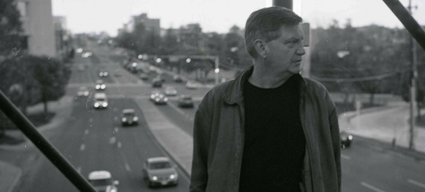 Former New York Times reporter James Risen. (photo: The Intercept)
