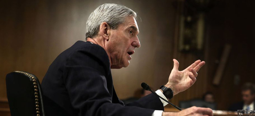 Special counsel Robert Mueller. (photo: Alex Wong/Getty)