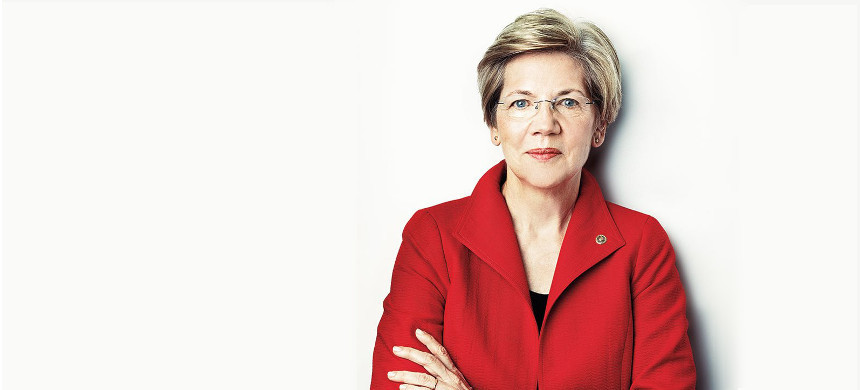 Sen. Elizabeth Warren. (photo: Getty)