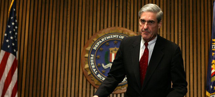 Special prosecutor Robert Mueller III. (photo: Doug Mills/The New York Times)