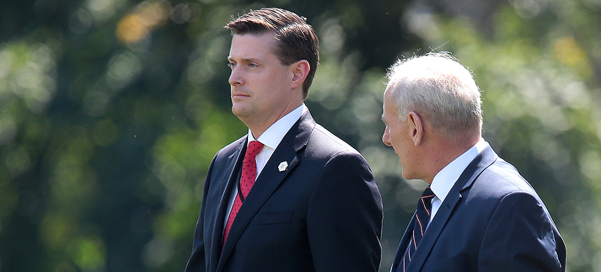 Rob Porter. (photo: WP)