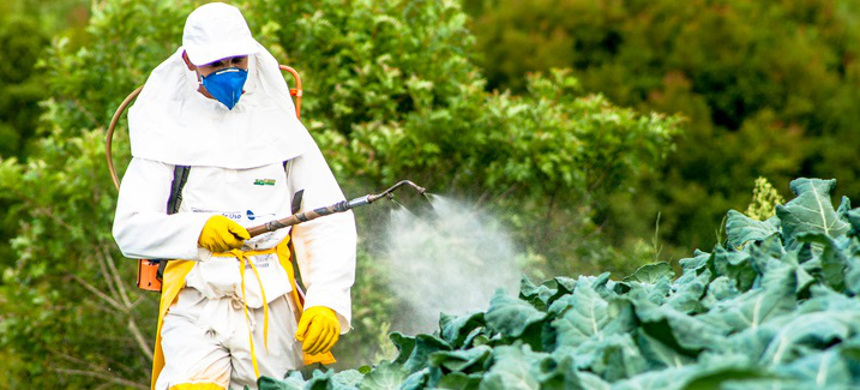 'Are we willing to sell out the public's right to know about harmful chemicals in the places we work, live, and play, just so that Monsanto can sell more glyphosate?' (photo: teleSUR)