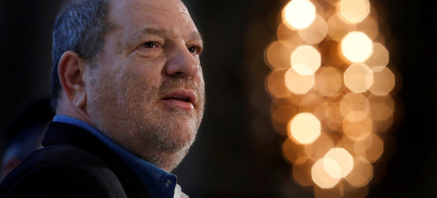 Harvey Weinstein. (photo: Carlo Allegri/Reuters)
