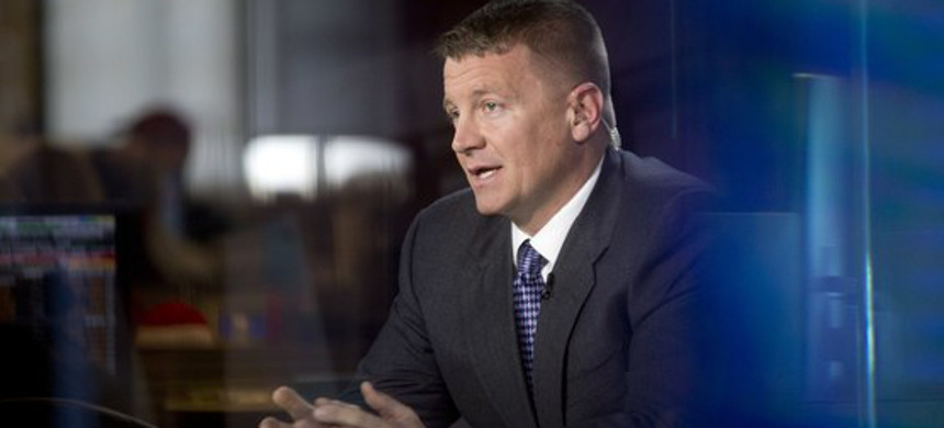 Erik Prince, the founder of Blackwater. (photo: Bloomberg)