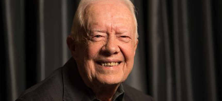 Former president Jimmy Carter. (photo: Jack Gruber/USA Today)